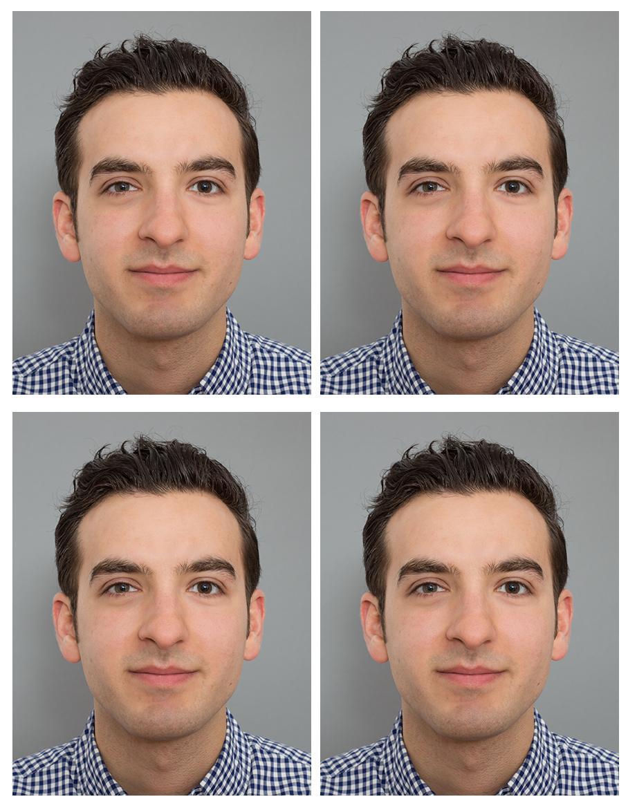 biometrische Passfotos, d & d Fotostudio Herford