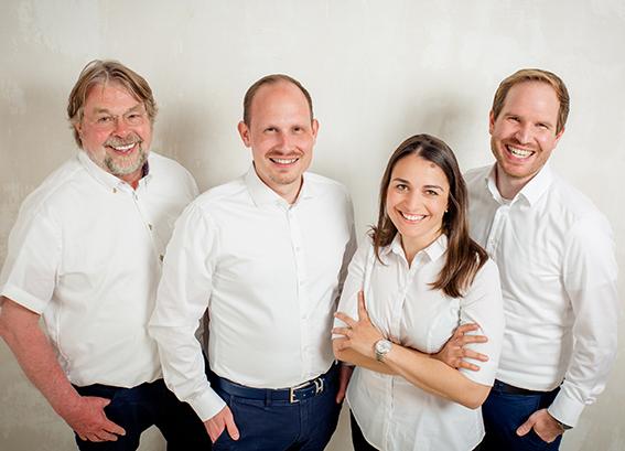 Teamfoto, Praxis, Arzt, Herford, Bielefeld, Osnabrück